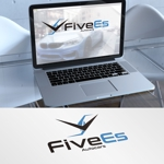nekosuさんのBMW中心の中古車販売店 FiveEs Autocarsの企業ロゴ (商標登録予定なし)への提案