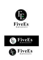 king0331さんのBMW中心の中古車販売店 FiveEs Autocarsの企業ロゴ (商標登録予定なし)への提案