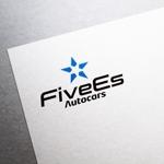 maruo_maruiさんのBMW中心の中古車販売店 FiveEs Autocarsの企業ロゴ (商標登録予定なし)への提案