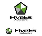 MacMagicianさんのBMW中心の中古車販売店 FiveEs Autocarsの企業ロゴ (商標登録予定なし)への提案