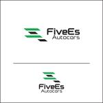 queuecatさんのBMW中心の中古車販売店 FiveEs Autocarsの企業ロゴ (商標登録予定なし)への提案
