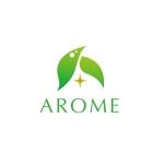 zizi_0427さんのアロマテラピーと整体のリラクゼーション事業「アローム」のロゴ への提案