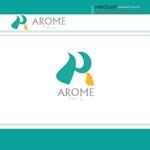 chopin1810lisztさんのアロマテラピーと整体のリラクゼーション事業「アローム」のロゴ への提案