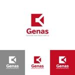 klennyさんのシステム開発会社のロゴの作成への提案