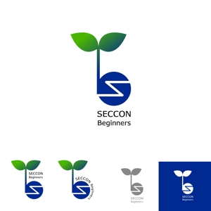 """dscltyさんの日本最大のセキュリティコンテスト""""SECCON""""のビギナー向けイベントのロゴへの提案"""