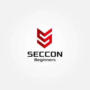 """tanaka10さんの日本最大のセキュリティコンテスト""""SECCON""""のビギナー向けイベントのロゴへの提案"""