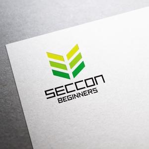 """maruo_maruiさんの日本最大のセキュリティコンテスト""""SECCON""""のビギナー向けイベントのロゴへの提案"""