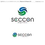 """kzdesignさんの日本最大のセキュリティコンテスト""""SECCON""""のビギナー向けイベントのロゴへの提案"""