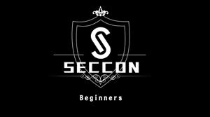 """haruka322さんの日本最大のセキュリティコンテスト""""SECCON""""のビギナー向けイベントのロゴへの提案"""