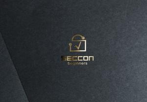 """tokkebiさんの日本最大のセキュリティコンテスト""""SECCON""""のビギナー向けイベントのロゴへの提案"""