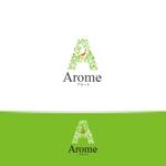 onesizefitsallさんのアロマテラピーと整体のリラクゼーション事業「アローム」のロゴ への提案