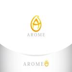 tom-hoさんのアロマテラピーと整体のリラクゼーション事業「アローム」のロゴ への提案