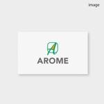 ahiruさんのアロマテラピーと整体のリラクゼーション事業「アローム」のロゴ への提案