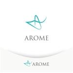twowayさんのアロマテラピーと整体のリラクゼーション事業「アローム」のロゴ への提案