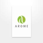 DeeDeeGraphicsさんのアロマテラピーと整体のリラクゼーション事業「アローム」のロゴ への提案