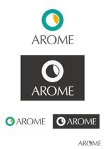 TomoyaOkamuroさんのアロマテラピーと整体のリラクゼーション事業「アローム」のロゴ への提案
