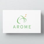 fujiseyooさんのアロマテラピーと整体のリラクゼーション事業「アローム」のロゴ への提案