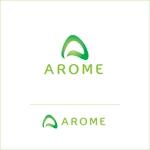 queuecatさんのアロマテラピーと整体のリラクゼーション事業「アローム」のロゴ への提案
