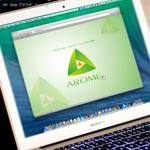 amateurdesignsummitさんのアロマテラピーと整体のリラクゼーション事業「アローム」のロゴ への提案