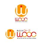 goro246さんの不動産会社の新社名のロゴのデザインへの提案