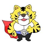 kageoさんのトラのキャラクターデザインへの提案