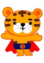 miiaさんのトラのキャラクターデザインへの提案
