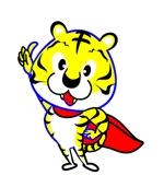 yui00さんのトラのキャラクターデザインへの提案