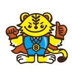 abebeenさんのトラのキャラクターデザインへの提案