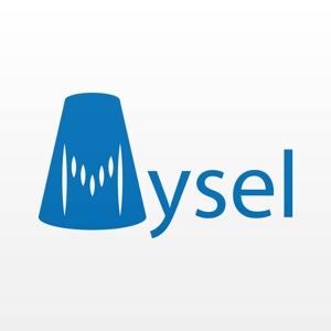 againさんの「ミセル」 または 「Mysel」のロゴ作成への提案