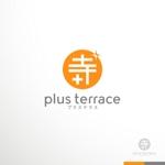 sakari2さんのお寺イベント「プラステラス」のロゴへの提案