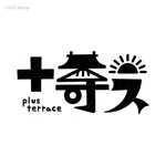a_graphixさんのお寺イベント「プラステラス」のロゴへの提案