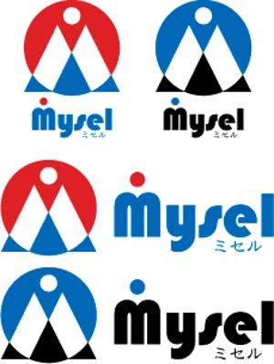 cpo_mnさんの「ミセル」 または 「Mysel」のロゴ作成への提案