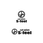 Yolozuさんの多店舗チェーン店の理容室のロゴ への提案