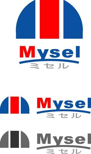 keishi0016さんの「ミセル」 または 「Mysel」のロゴ作成への提案