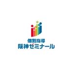 tera0107さんの小中高の学習塾、個別指導塾のロゴ 明るくポップで目立つロゴが欲しいです。への提案