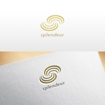 REVELAさんの生活雑貨ブランド「スプランドゥール」のロゴへの提案