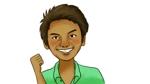 yikawa79さんの4,300名が見る!YouTube「おさとエクセル」のイラストを募集します!(やさしい印象を与える笑顔)への提案