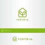 takakazu_sekiさんの佐賀県三養基郡基山町の住宅会社「トリカイホーム」のロゴ作成への提案