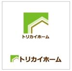 asanokenziさんの佐賀県三養基郡基山町の住宅会社「トリカイホーム」のロゴ作成への提案