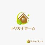 rgm_mさんの佐賀県三養基郡基山町の住宅会社「トリカイホーム」のロゴ作成への提案