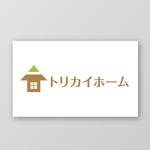 grace_designさんの佐賀県三養基郡基山町の住宅会社「トリカイホーム」のロゴ作成への提案