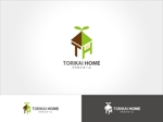 bansnaさんの佐賀県三養基郡基山町の住宅会社「トリカイホーム」のロゴ作成への提案