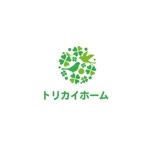 cozzyさんの佐賀県三養基郡基山町の住宅会社「トリカイホーム」のロゴ作成への提案
