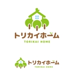 mu_chaさんの佐賀県三養基郡基山町の住宅会社「トリカイホーム」のロゴ作成への提案