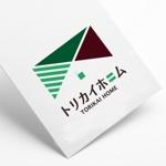 rikdesignさんの佐賀県三養基郡基山町の住宅会社「トリカイホーム」のロゴ作成への提案