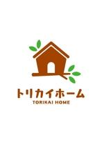 HFvisionさんの佐賀県三養基郡基山町の住宅会社「トリカイホーム」のロゴ作成への提案