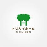 tanaka10さんの佐賀県三養基郡基山町の住宅会社「トリカイホーム」のロゴ作成への提案