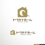 sakari2さんの佐賀県三養基郡基山町の住宅会社「トリカイホーム」のロゴ作成への提案