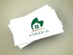 haruru2015さんの佐賀県三養基郡基山町の住宅会社「トリカイホーム」のロゴ作成への提案