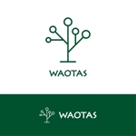 nabeさんの新規メディア「WAOTAS」ロゴデザインの募集への提案